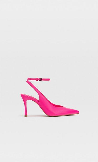 Pantoletten Schuhe mit feinem Absatz für 29,99€