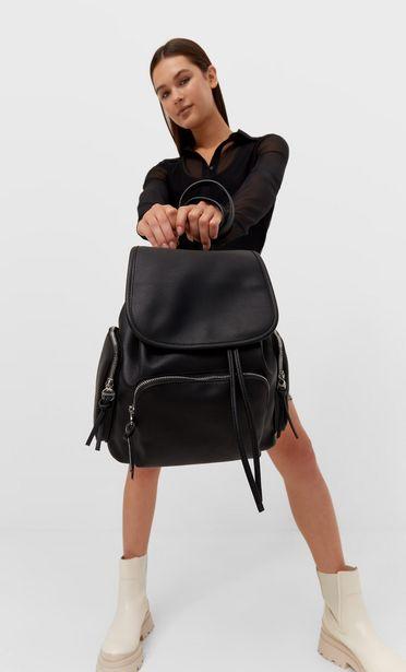 Rucksack mit zahlreichen Taschen für 19,99€