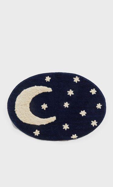 Teppich mit Mond für 15,99€