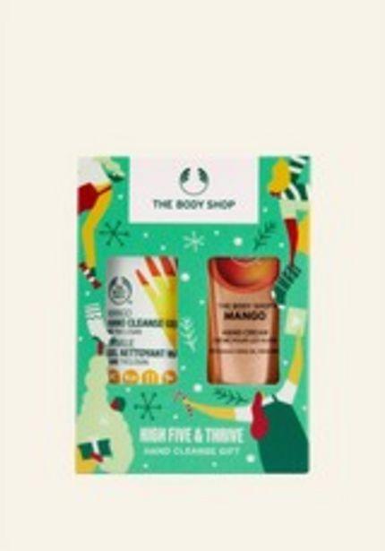 High Five & Thrive Hand Cleanse Geschenkset für 8€