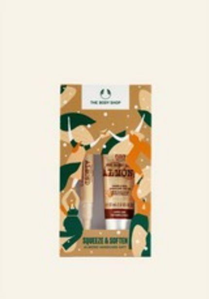 Squeeze & Soften Almond Hand Care Geschenkset für 14€