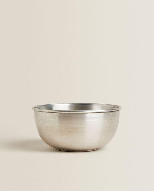 Schale Aus Mattem Aluminium für 3,99€
