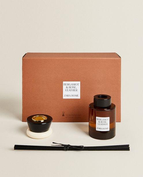 (100 Ml) Aromasticks Bergamotte & Rose, Leder für 22,99€