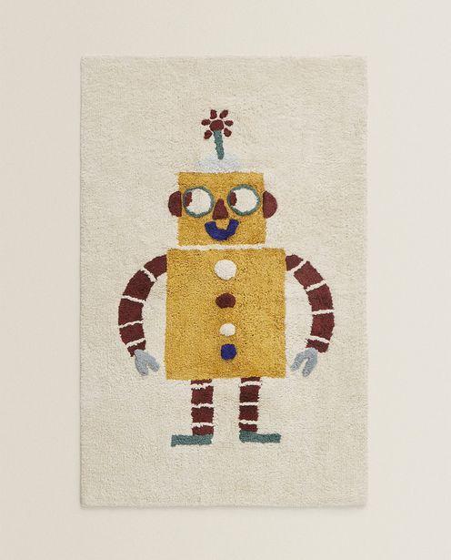 Teppich Mit Roboter für 69,99€