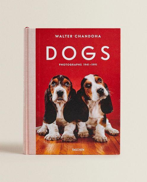 """Buch """"Dogs By Walter Chandoha"""" Taschen für 45,99€"""