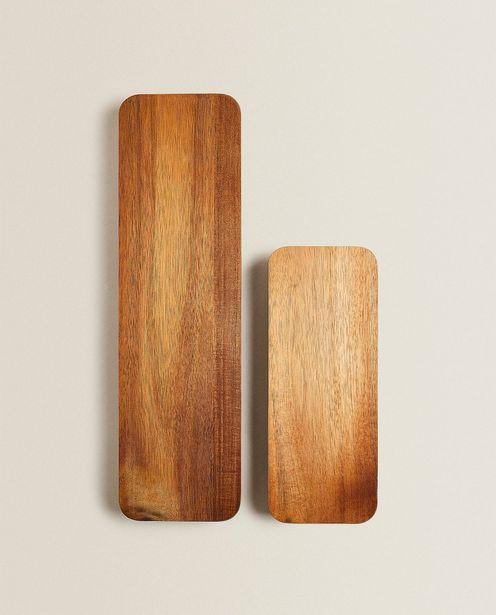 Servierbrett Aus Holz für 29,99€