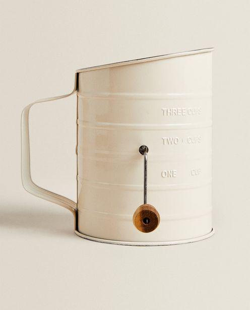 Filtersieb Aus Stahl Und Holz für 17,99€
