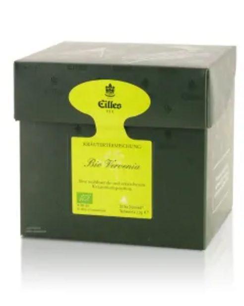 Tea Diamonds Bio Vervenia von Eilles, 20er Box für 8,99€