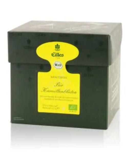 Tea Diamonds Bio Kamillenblüten von Eilles, 20er Box für 8,99€
