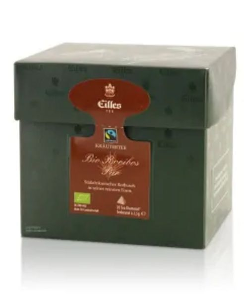 Tea Diamonds BIO ROOIBOS PUR von Eilles, 20er Box für 8,99€