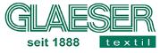 Logo GLAESER textil