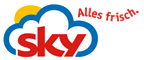 Logo Sky Supermarkt