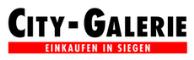 Logo City-Galerie Siegen