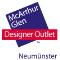 Logo Designer Outlet Neumünster