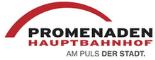 Logo Promenaden Hauptbahnhof