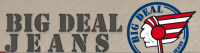 Logo Big Deal Jeans