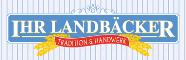 Logo Ihr Landbäcker